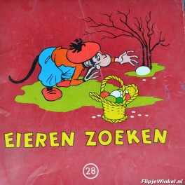 28 Eieren zoeken