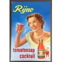 Reclamebord Rijno tomatensap