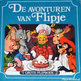 De avonturen van Flipje - 'T grote flipboek 2