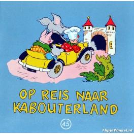 45 Op Reis Naar Kabouterland